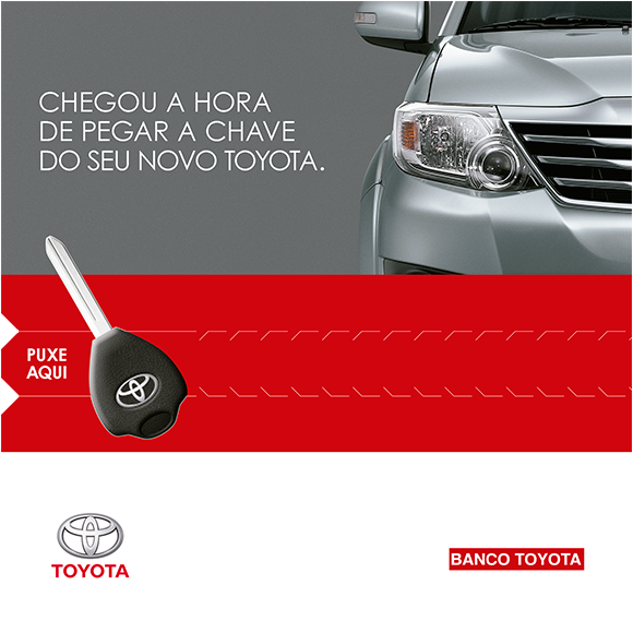 Toyota - The Key of Your New Toyota
